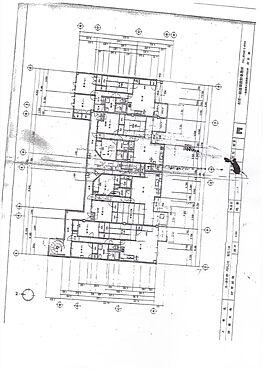 マンション(建物全部)-奈良市三条大路1丁目 3F平面図(3LDK 95平米が2室 84平米が2室)