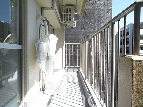 中古マンション-横浜市保土ケ谷区川辺町 バルコニー