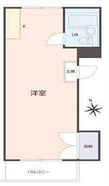 マンション(建物一部)-新宿区下落合3丁目 間取り