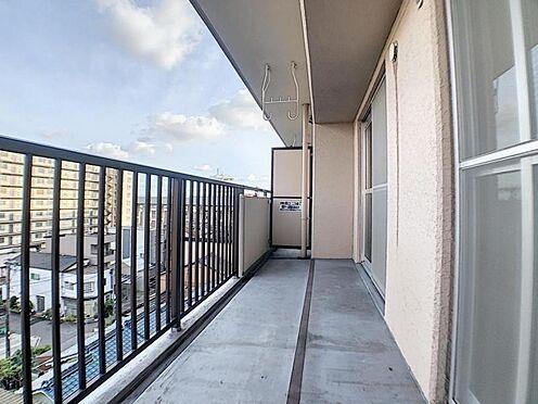区分マンション-名古屋市南区豊2丁目 南東側ワイドバルコニー!日当たり・眺望良好です♪
