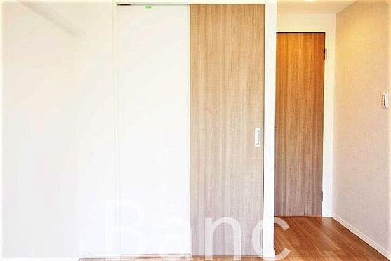 中古マンション-新宿区愛住町 子供部屋や寝室に。