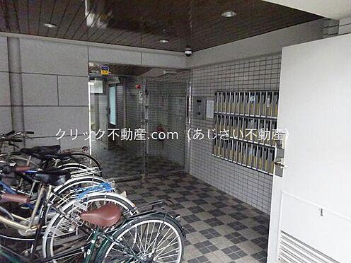 店舗事務所(建物一部)-平塚市宮の前 玄関