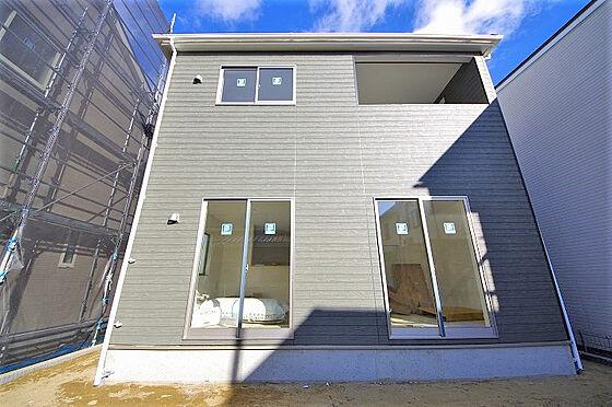 新築一戸建て-岩沼市中央4丁目 外観
