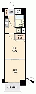 マンション(建物一部)-仙台市泉区松森前田 間取り