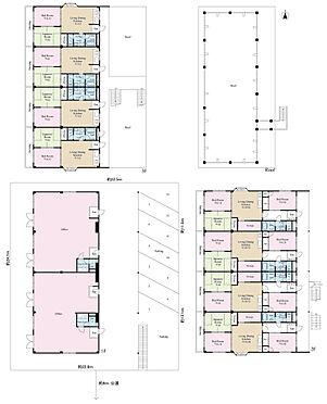 マンション(建物一部)-千葉市花見川区検見川町3丁目 現況満室、 駐車場3台分空きあり