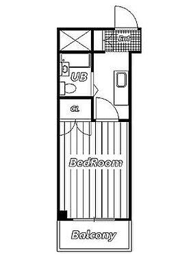 マンション(建物全部)-千葉市中央区今井1丁目 間取り