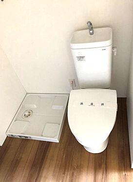 アパート-横浜市神奈川区三枚町 トイレ