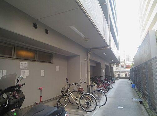 マンション(建物一部)-大阪市浪速区桜川1丁目 入居者需要の高い駐輪スペースももちろん完備