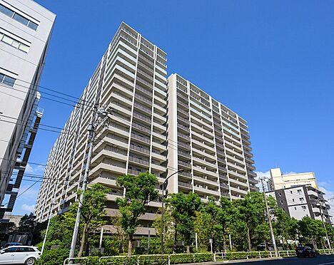 中古マンション-品川区勝島1丁目 緑豊かなランドスケープが広がるマンションです