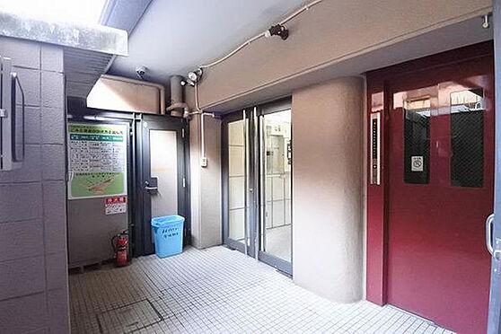 区分マンション-神戸市中央区元町通6丁目 落ち着いたエントランス