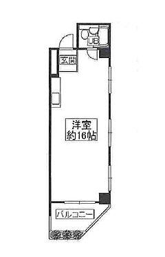 マンション(建物一部)-大阪市西区江之子島1丁目 広々した1R