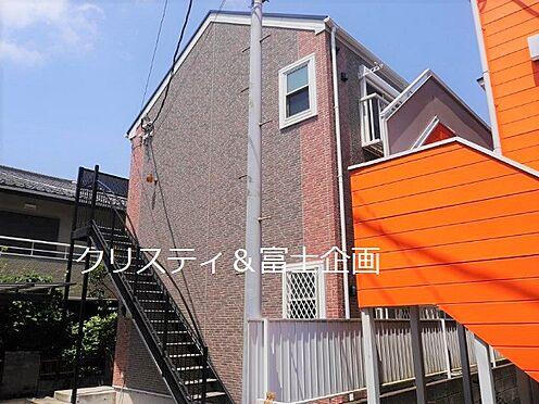 アパート-横浜市金沢区六浦東 外観