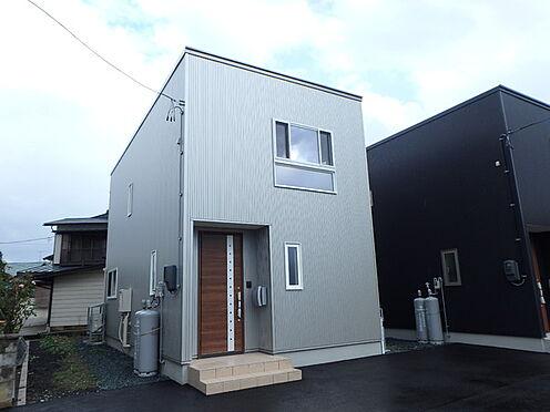 建物全部その他-東根市大字羽入 外観はシンプルで人気の白!飽きがこないシンプルデザインです♪