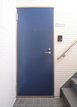 アパート-名古屋市北区安井4丁目 玄関