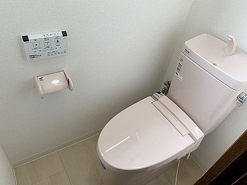 中古一戸建て-神戸市垂水区西舞子7丁目 トイレ