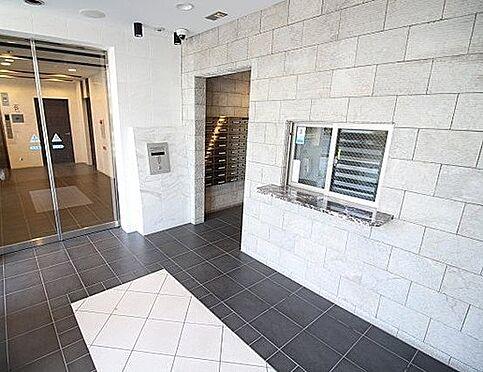 マンション(建物一部)-神戸市灘区鹿ノ下通3丁目 玄関口はセキュリティに配慮有り