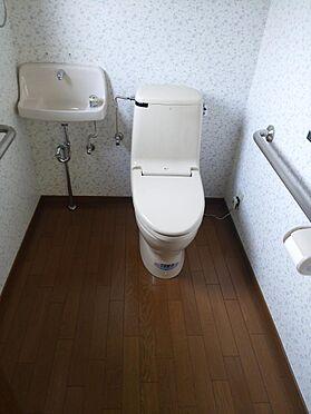 建物全部その他-綴喜郡井手町大字井手小字浜田 トイレ