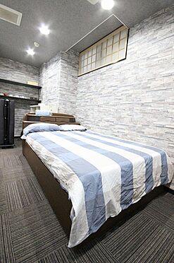 ビル(建物全部)-名古屋市中区新栄1丁目 5階1号室 ベット 2020年1月リフォーム済 現況用途:オーナー客人宿泊部屋