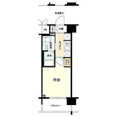 マンション(建物一部)-大阪市淀川区木川東2丁目 部屋にはTVドアホンとテンキーロックがあるので、防犯も安心です。