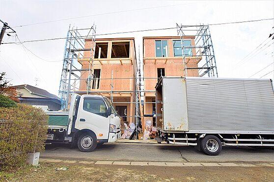 新築一戸建て-仙台市若林区大和町2丁目 外観
