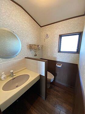 中古一戸建て-町田市小山町 2階トイレ・洗面室