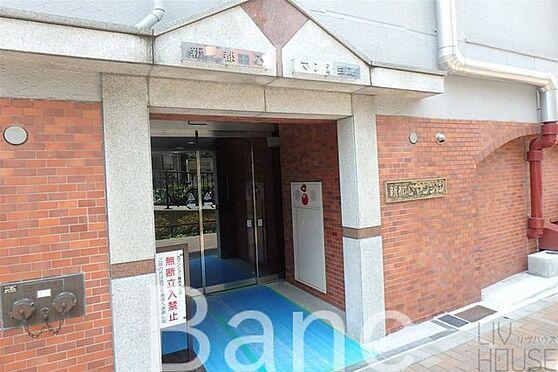 中古マンション-渋谷区本町3丁目 マンションエントランス