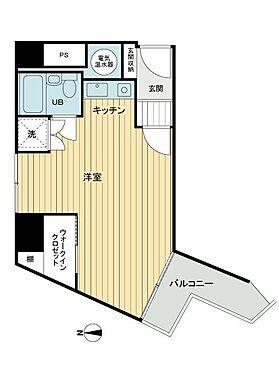 中古マンション-千代田区神田神保町3丁目 間取り