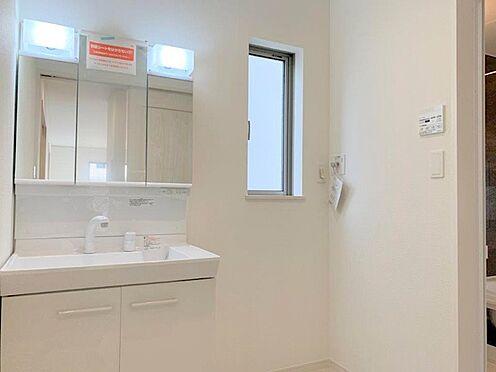 新築一戸建て-多摩市桜ヶ丘3丁目 1号棟洗面室