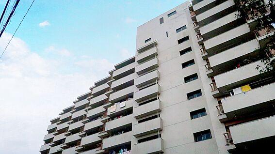 中古マンション-中野区上高田4丁目 現地外観