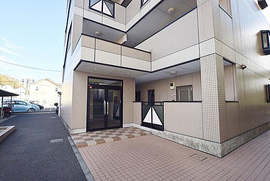 マンション(建物全部)-横浜市栄区飯島町 マンション入口