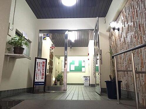 マンション(建物一部)-大阪市西区江之子島1丁目 綺麗なエントランス