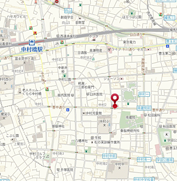 マンション(建物一部)-練馬区中村2丁目 その他