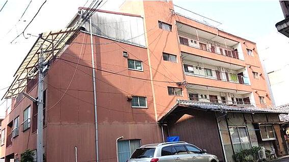 マンション(建物全部)-松山市柳井町2丁目 外観