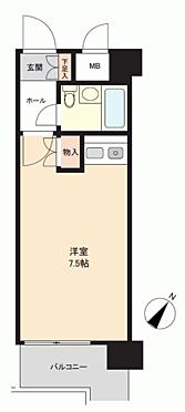 中古マンション-福岡市博多区博多駅前4丁目 間取り