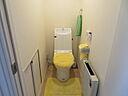 2階オーナー住居 トイレ