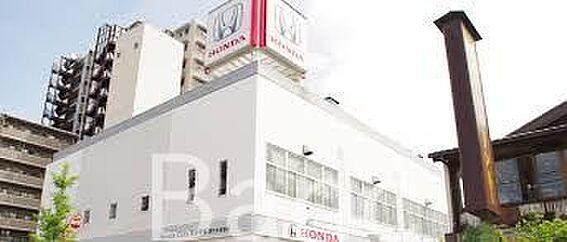 中古マンション-足立区東和5丁目 Honda Cars東京中央環七大谷田店 徒歩1分。 60m