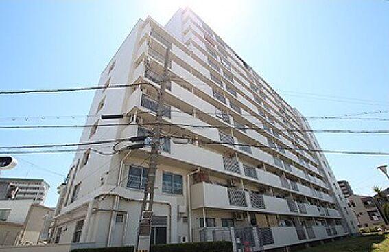 マンション(建物一部)-大阪市平野区西脇1丁目 人気の高層階の物件です
