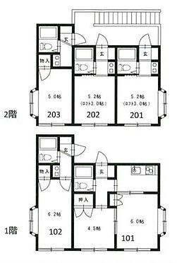 アパート-松戸市栄町4丁目 サードシーパレス・収益不動産