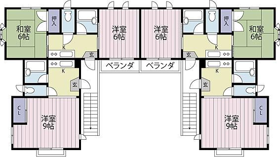 アパート-世田谷区深沢5丁目 2階