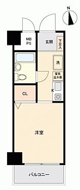 マンション(建物一部)-相模原市中央区相模原5丁目 間取り