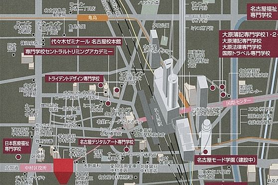 マンション(建物一部)-名古屋市中村区太閤通3丁目 その他