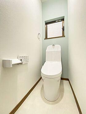 戸建賃貸-名古屋市中村区日比津町4丁目 トイレ