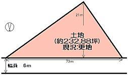 阪急嵐山線 上桂駅 徒歩19分