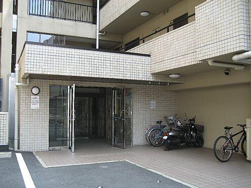 マンション(建物一部)-京都市西京区大枝沓掛町 綺麗なエントランス