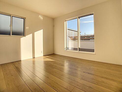 新築一戸建て-豊田市永覚新町1丁目 光が十分入るように計算された窓