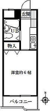 区分マンション-名古屋市天白区原2丁目 間取り