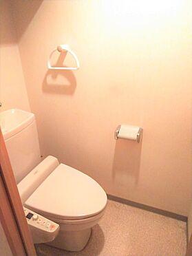 中古マンション-品川区小山6丁目 現況トイレ。交換致します。