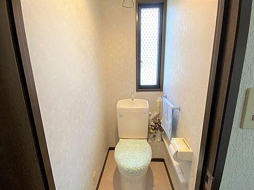 中古一戸建て-八王子市南陽台1丁目 2階トイレ