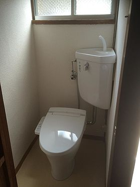 アパート-京都市伏見区横大路下三栖山殿 トイレ