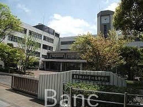 中古一戸建て-江戸川区西葛西7丁目 東京都立紅葉川高校 徒歩17分。 1330m